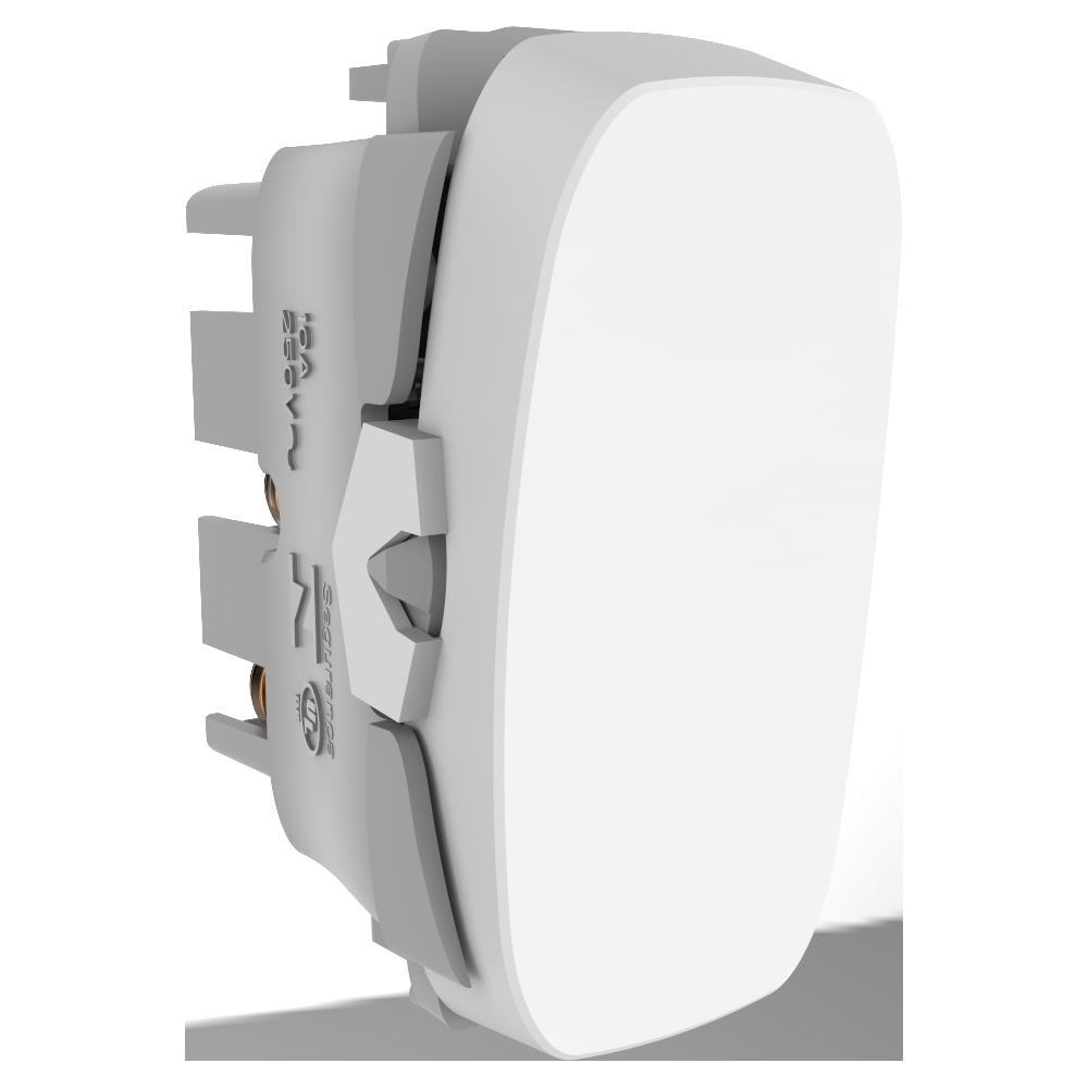 Gracia Módulo Interruptor Simples