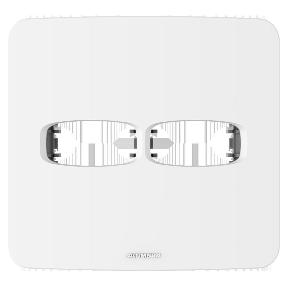 Gracia Placa 4x4 1 Seção + 1 Seção