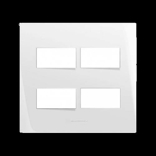 Inova Pró Placa 4x4 2 Seções + 2 Seções