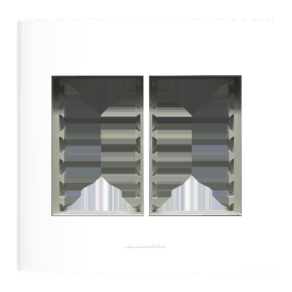 Inova Pró Placa 4x4 3 Seções + 3 Seções