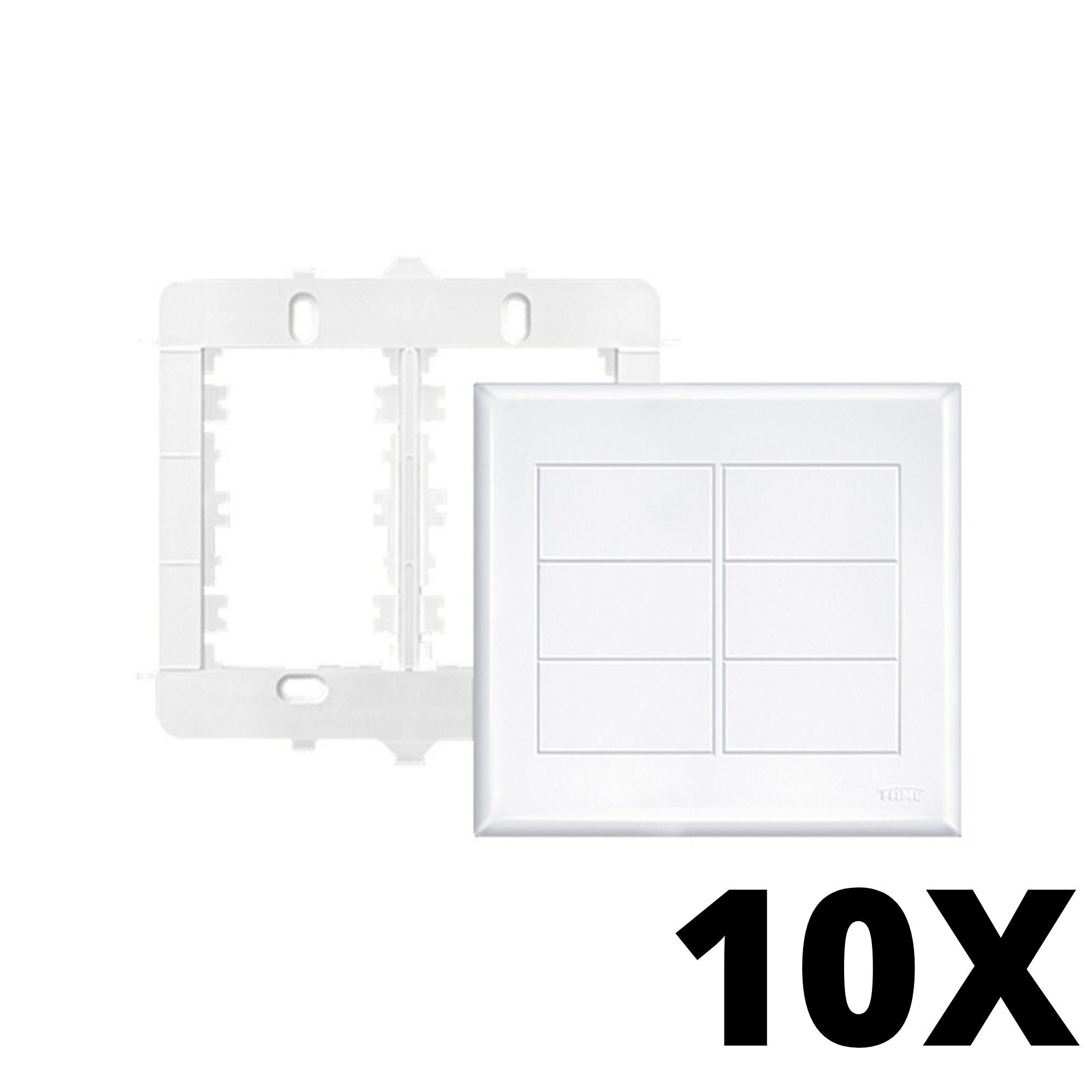 Kit 10 und Evidence Placa 4x4 Cega