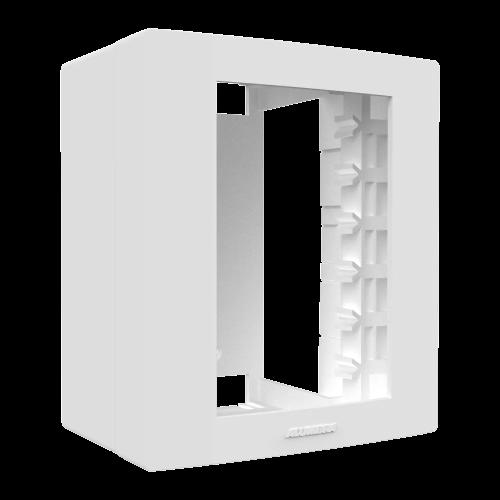 Kit 10 und Inova Pró Caixa Externa Para 3 Módulos