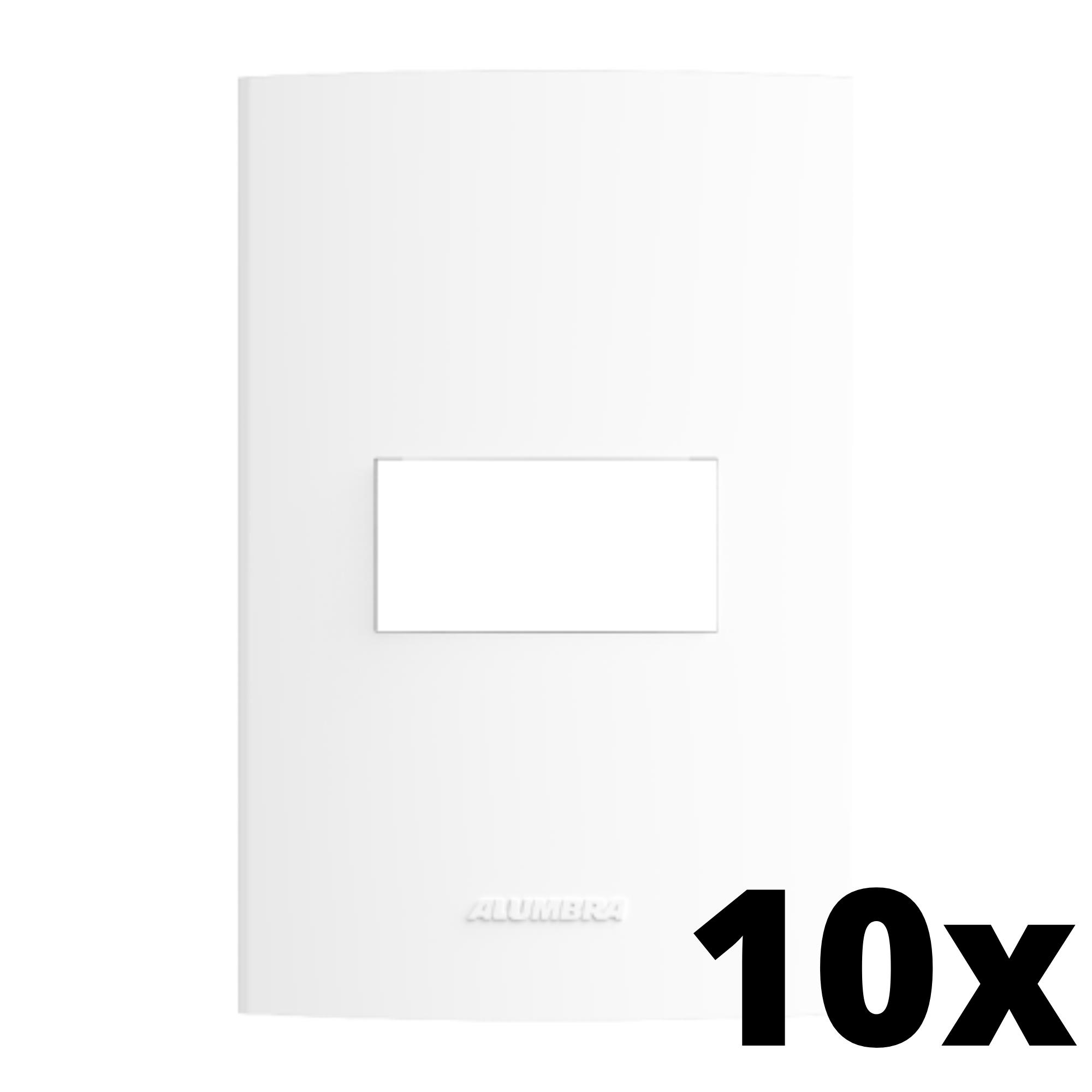 Kit 10 und Inova Pró Placa 4x2 1 Seção