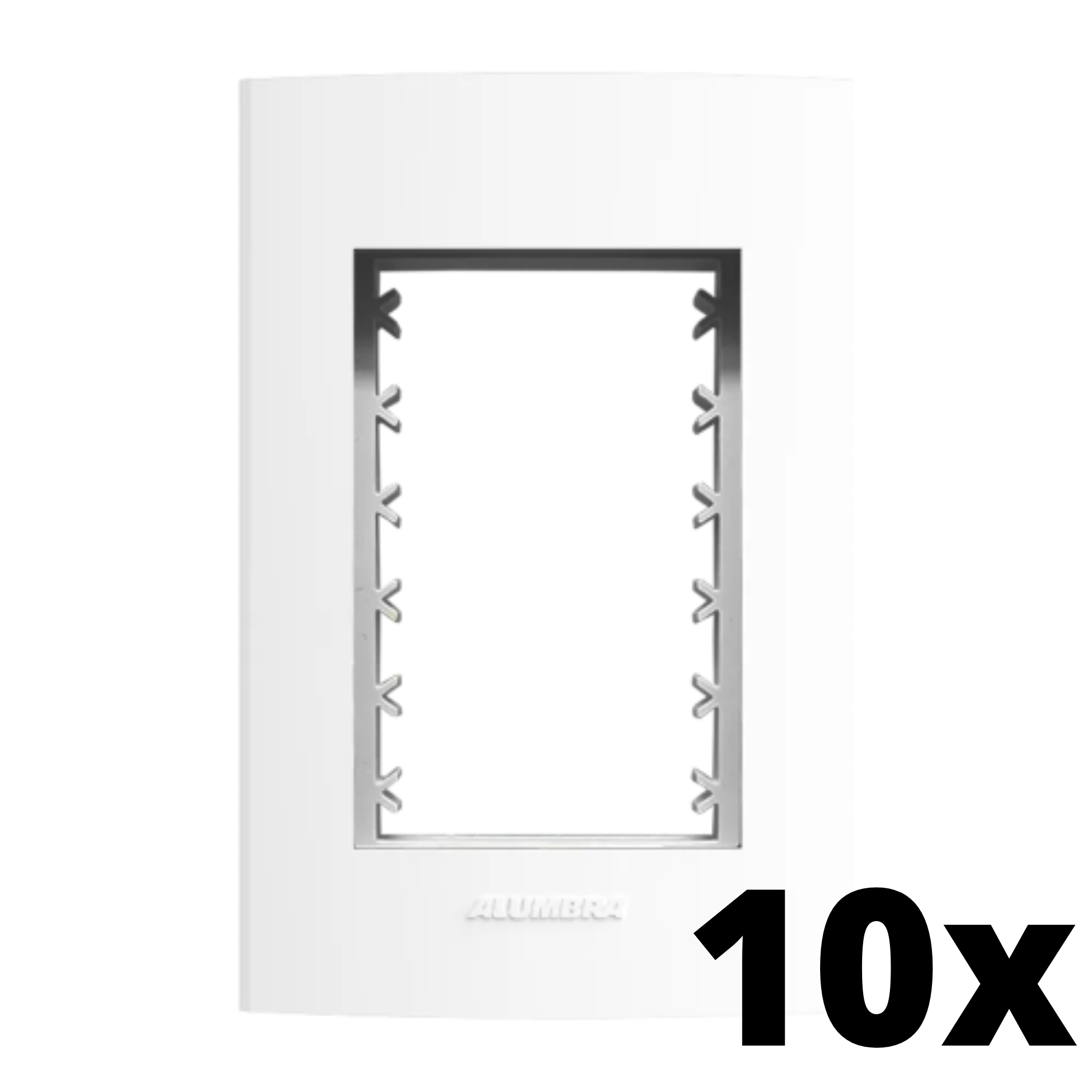 Kit 10 und Inova Pró Placa 4x2 3 Seções