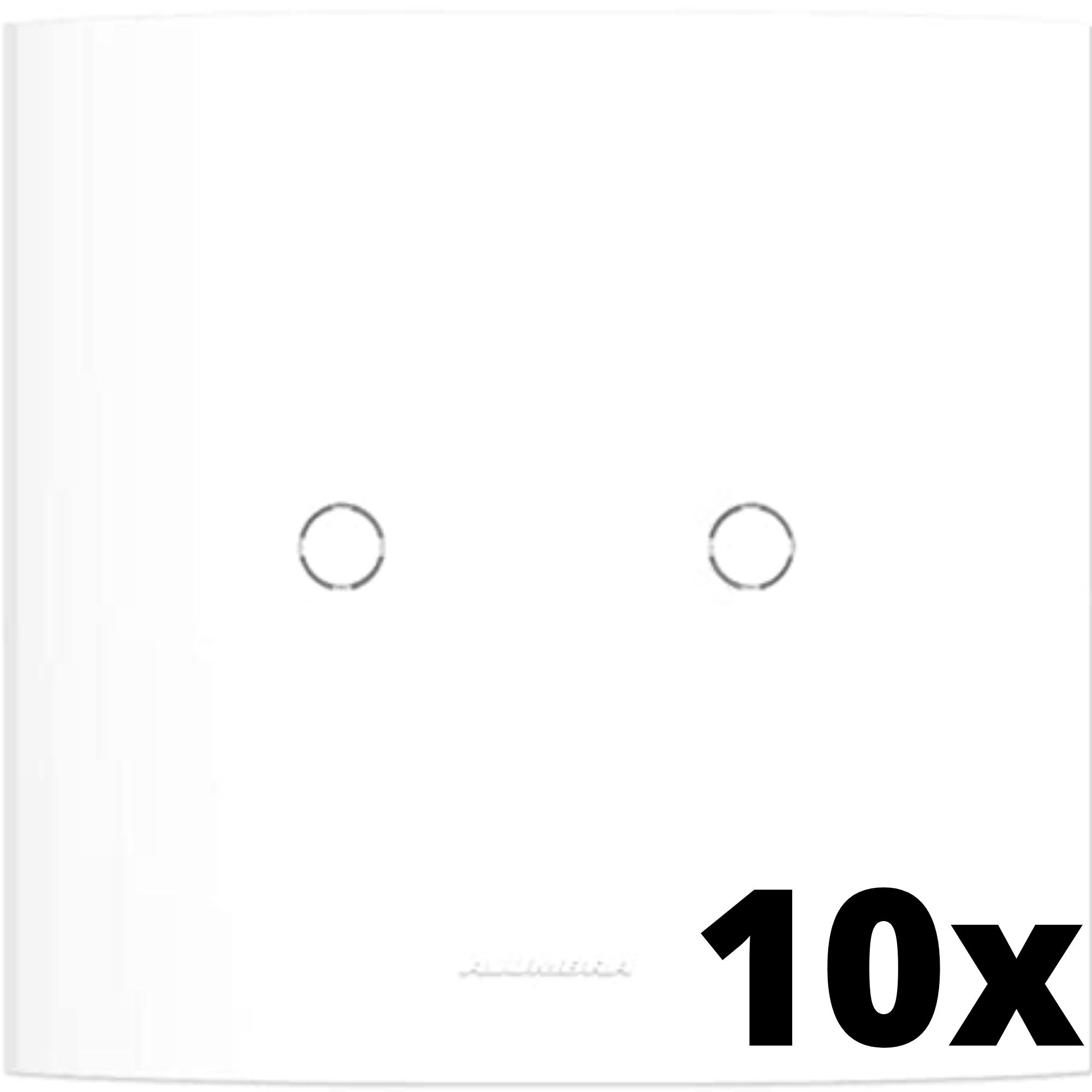 Kit 10 und Inova Pró Placa 4x4 Cega