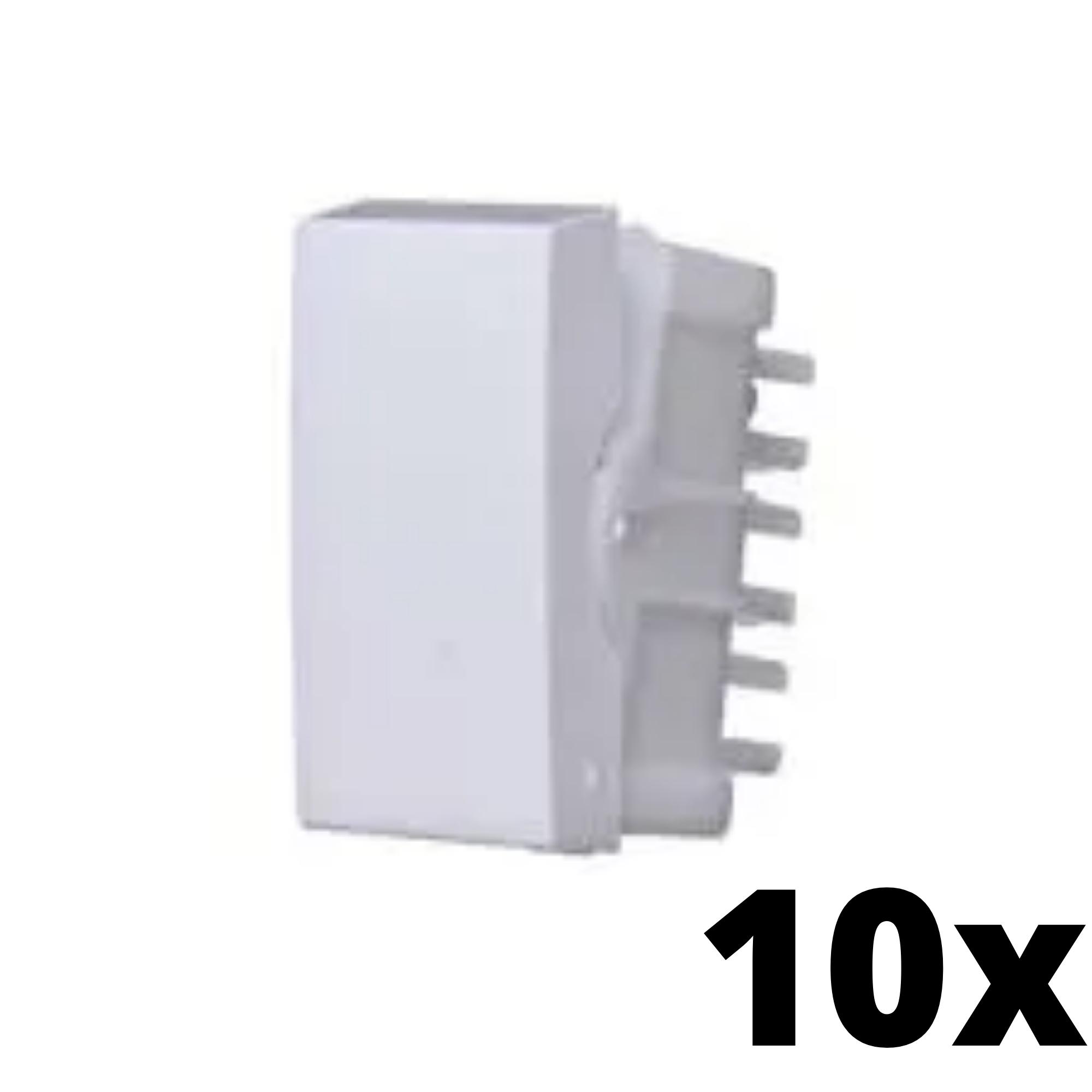Kit 10 und Siena Módulo Interruptor Simples