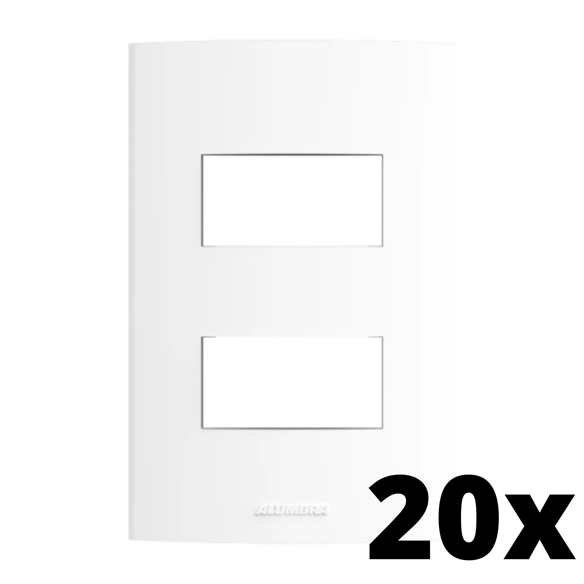 Kit 20 und Inova Pró Placa 4x2 2 Seções