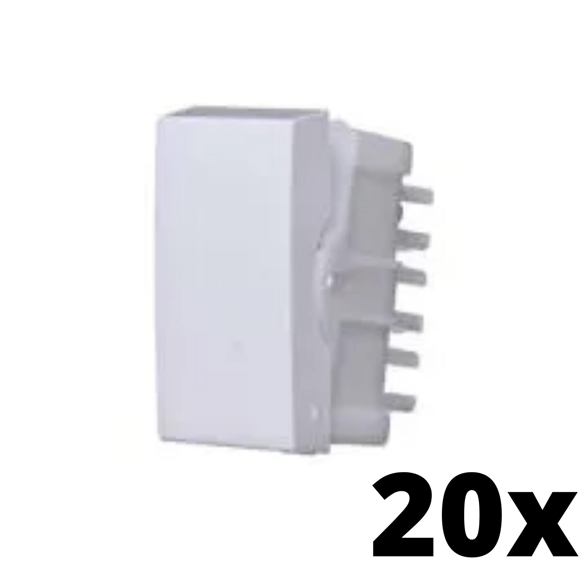 Kit 20 und Siena Módulo Interruptor Simples