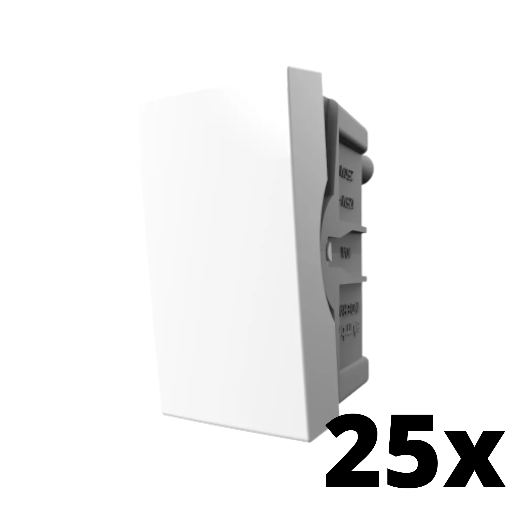 Kit 25 Inova Pró Módulo de Interruptor Intermediário