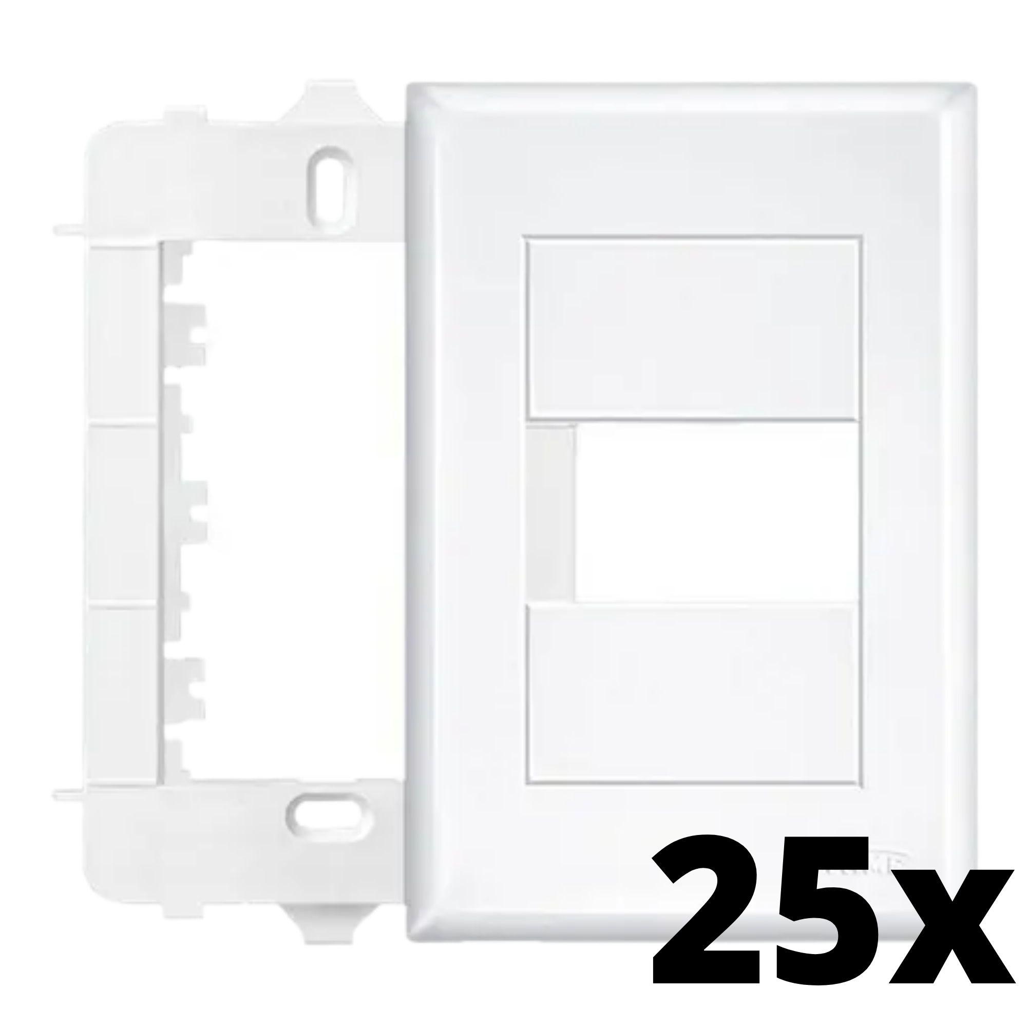 Kit 25 und Evidence Placa 4x2 1 Seção