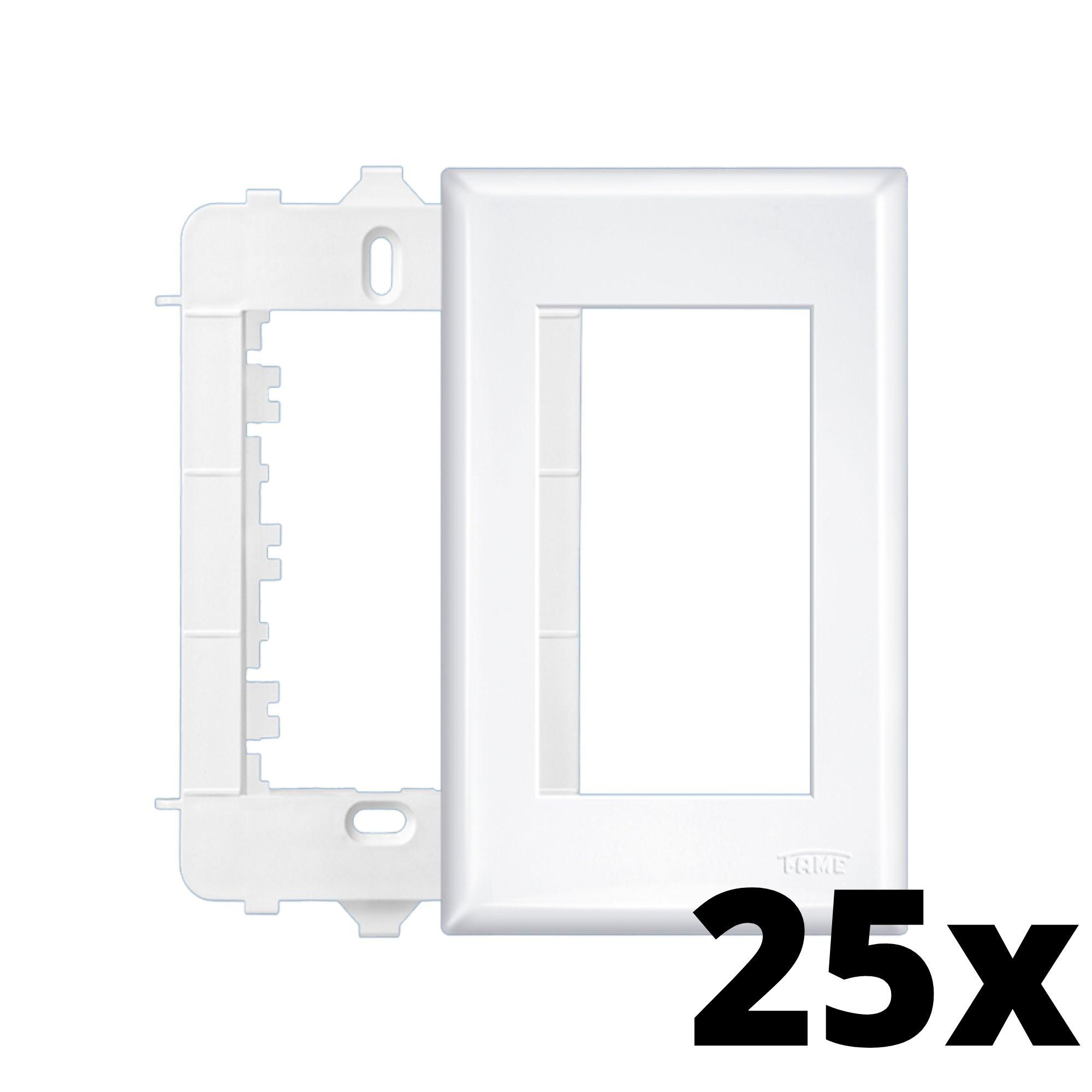 Kit 25 und Evidence Placa 4x2 3 Seções