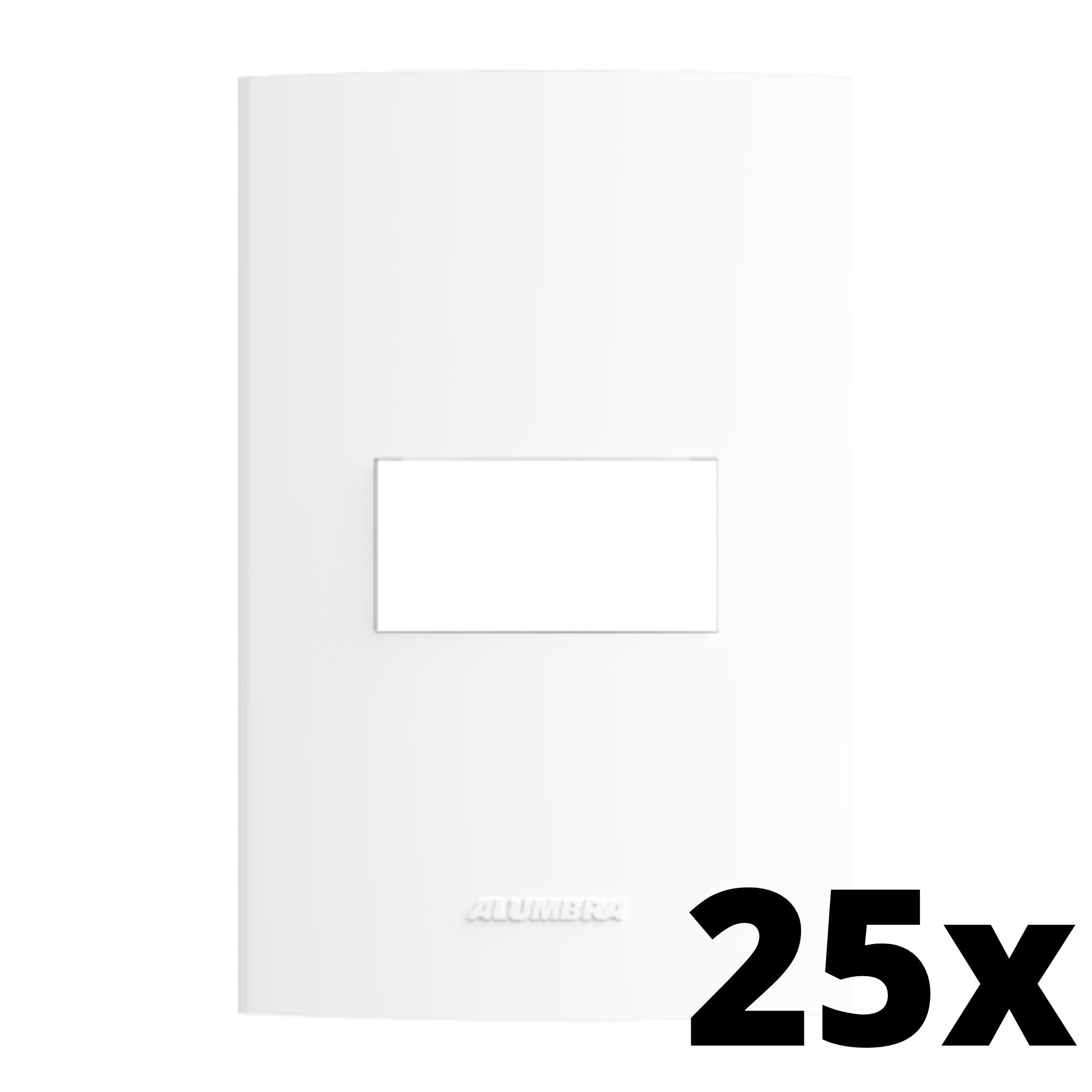 Kit 25 und Inova Pró Placa 4x2 1 Seção