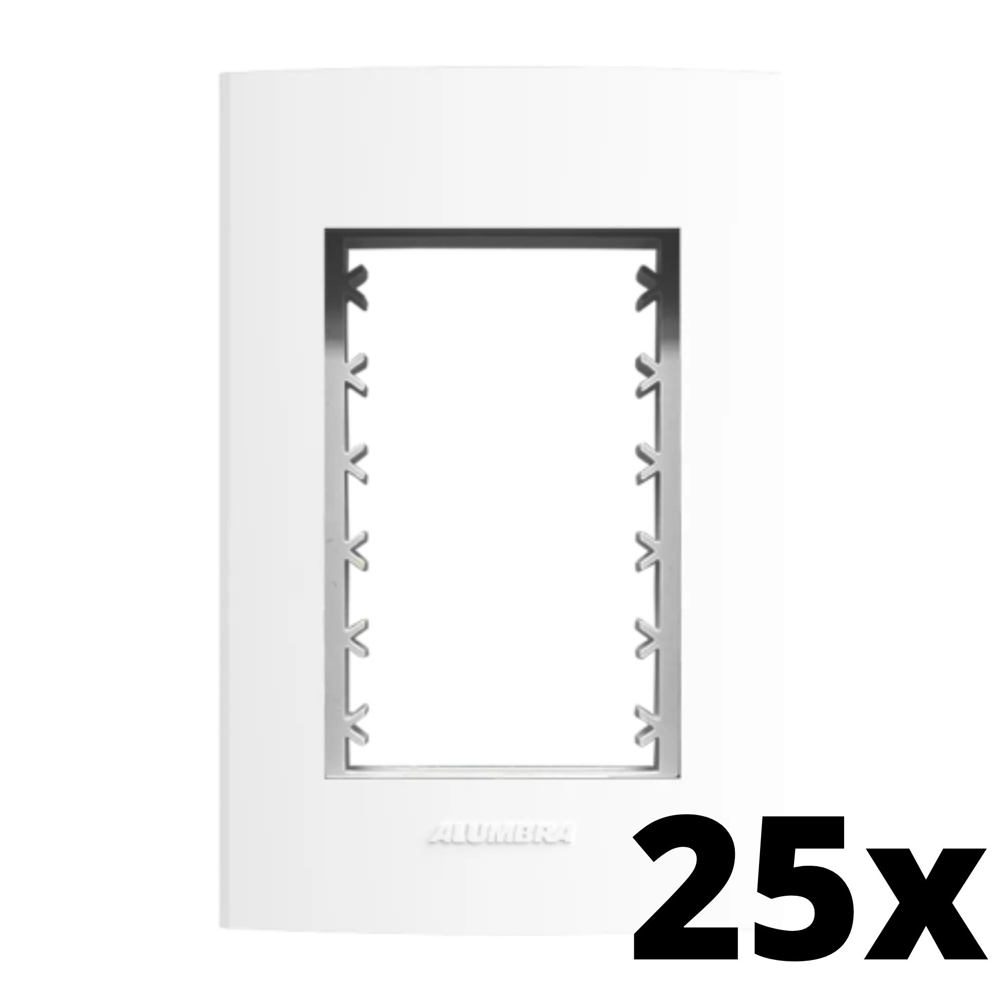 Kit 25 und Inova Pró Placa 4x2 3 Seções