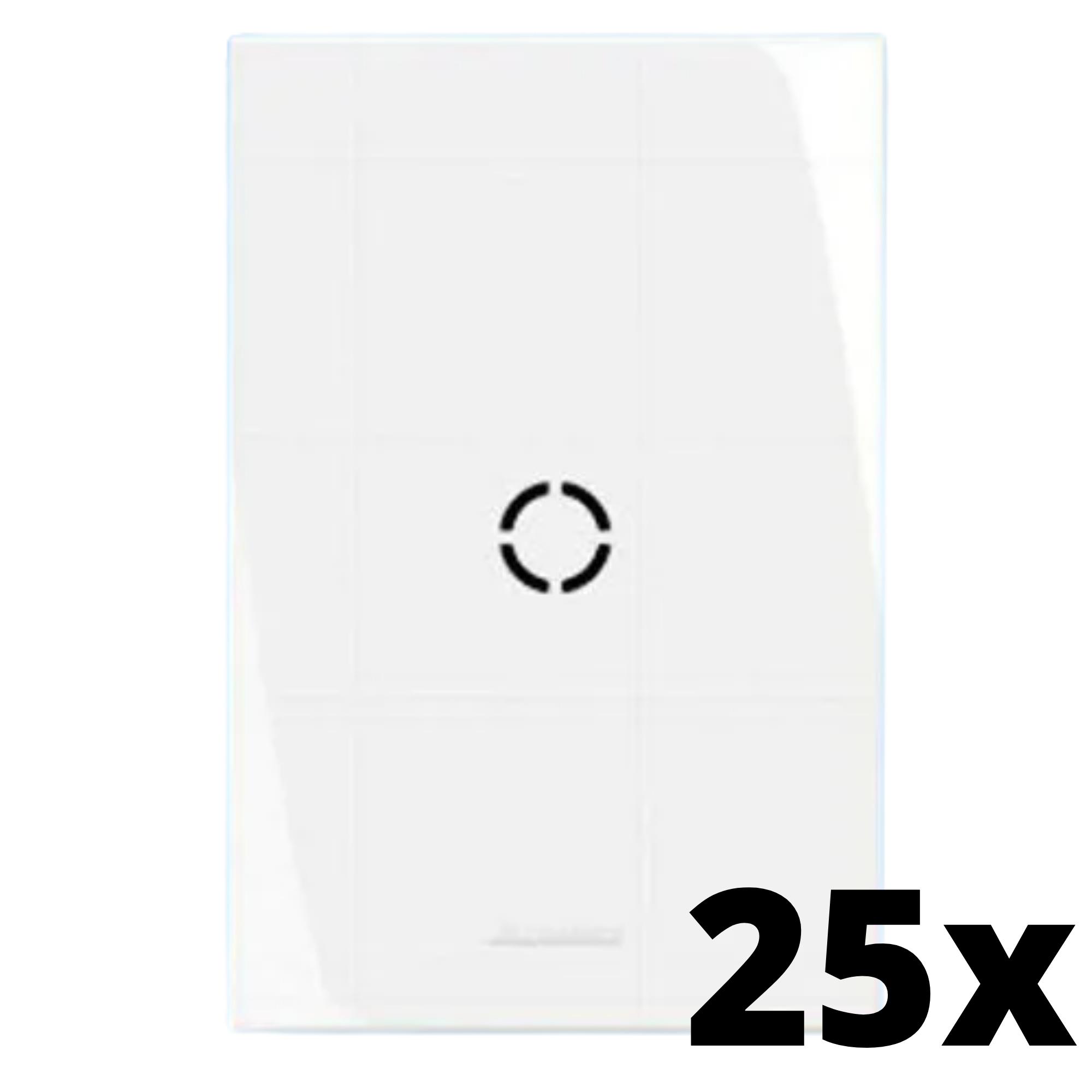 Kit 25 und Inova Pró Placa 4x2 Com Furo