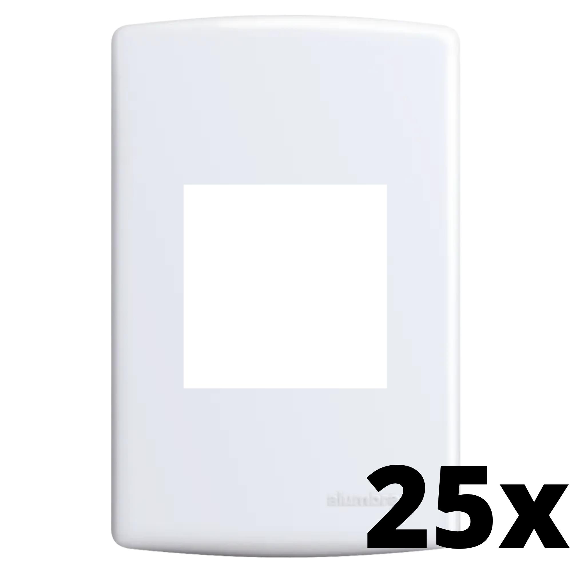 Kit 25 und Siena Placa 4x2 2 Seções