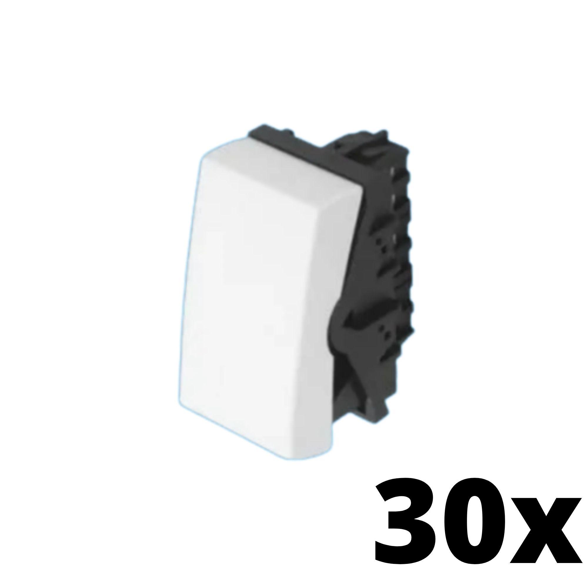 Kit 30 und Evidence Módulo de Interruptor Simples