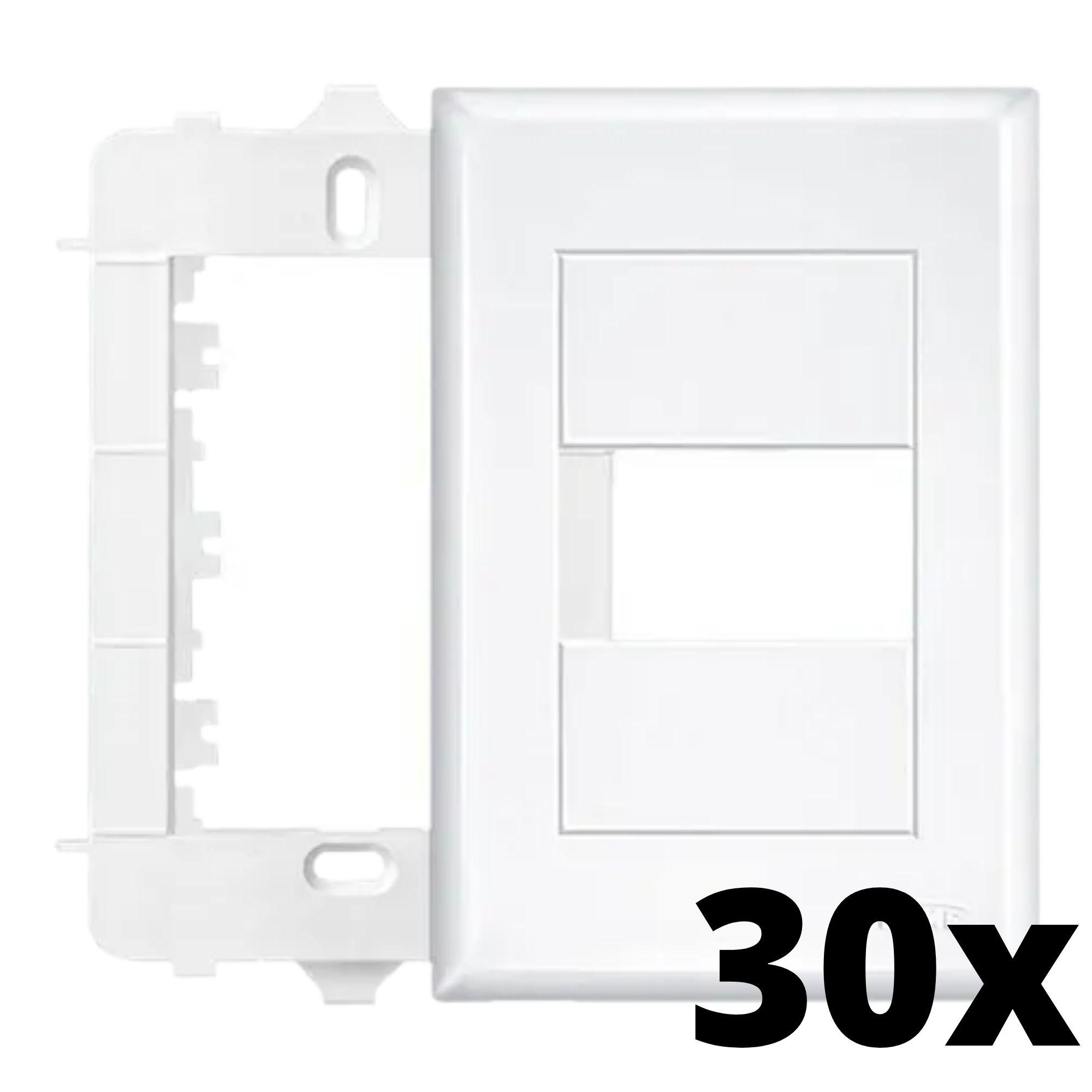 Kit 30 und Evidence Placa 4x2 1 Seção