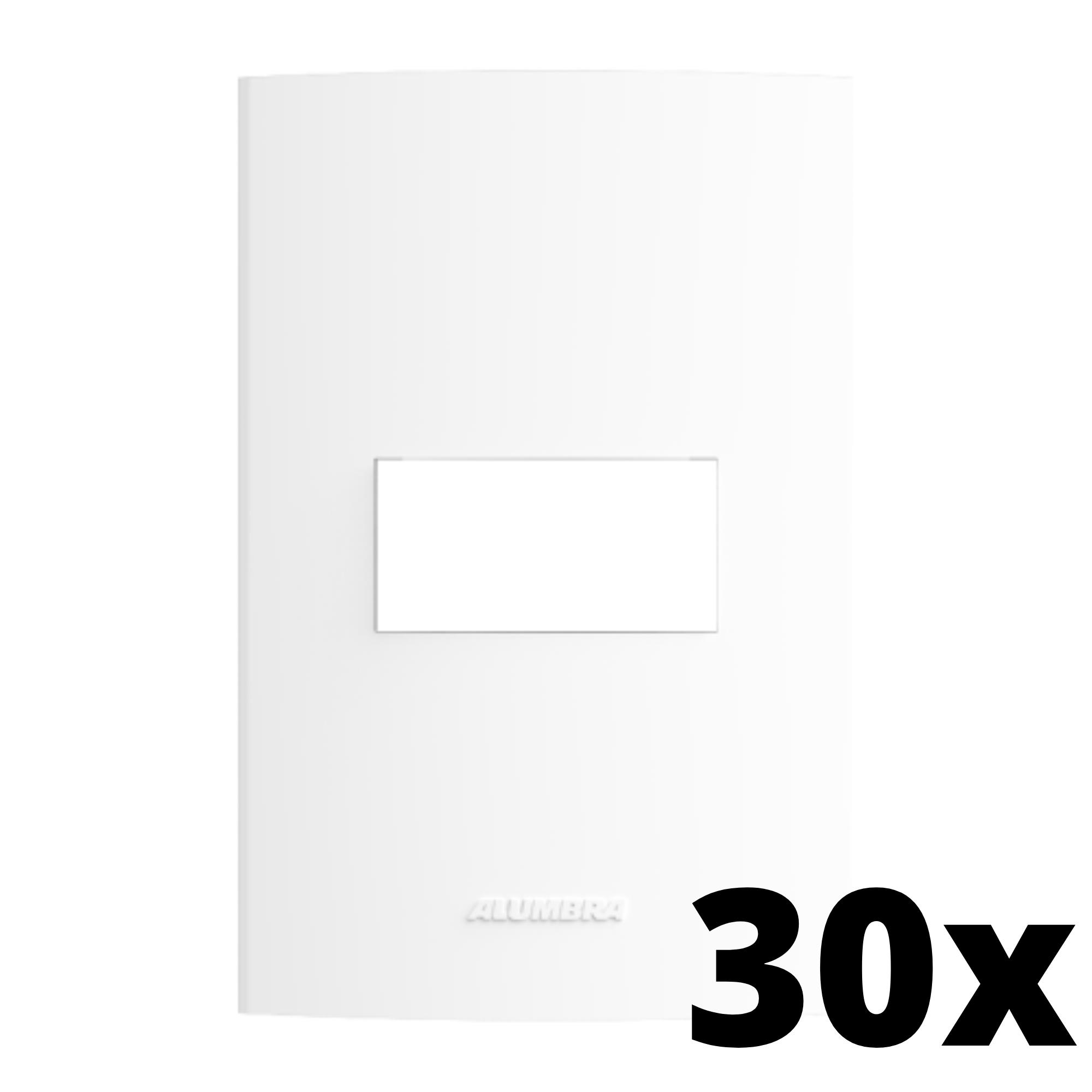 Kit 30 und Inova Pró Placa 4x2 1 Seção