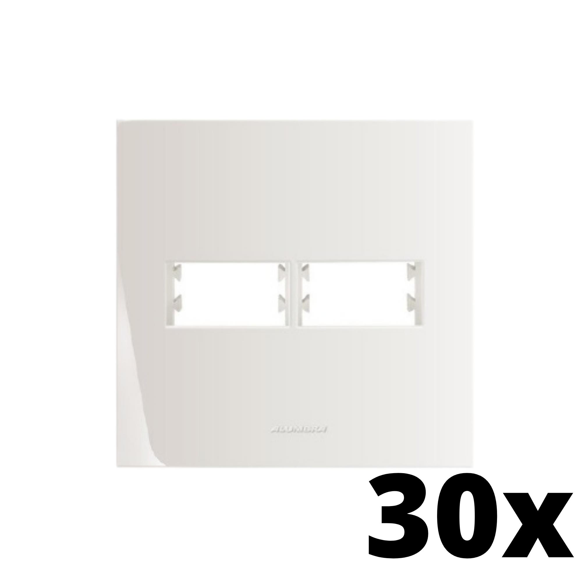 Kit 30 und Inova Pró Placa 4x4 1 Seção + 1 Seção