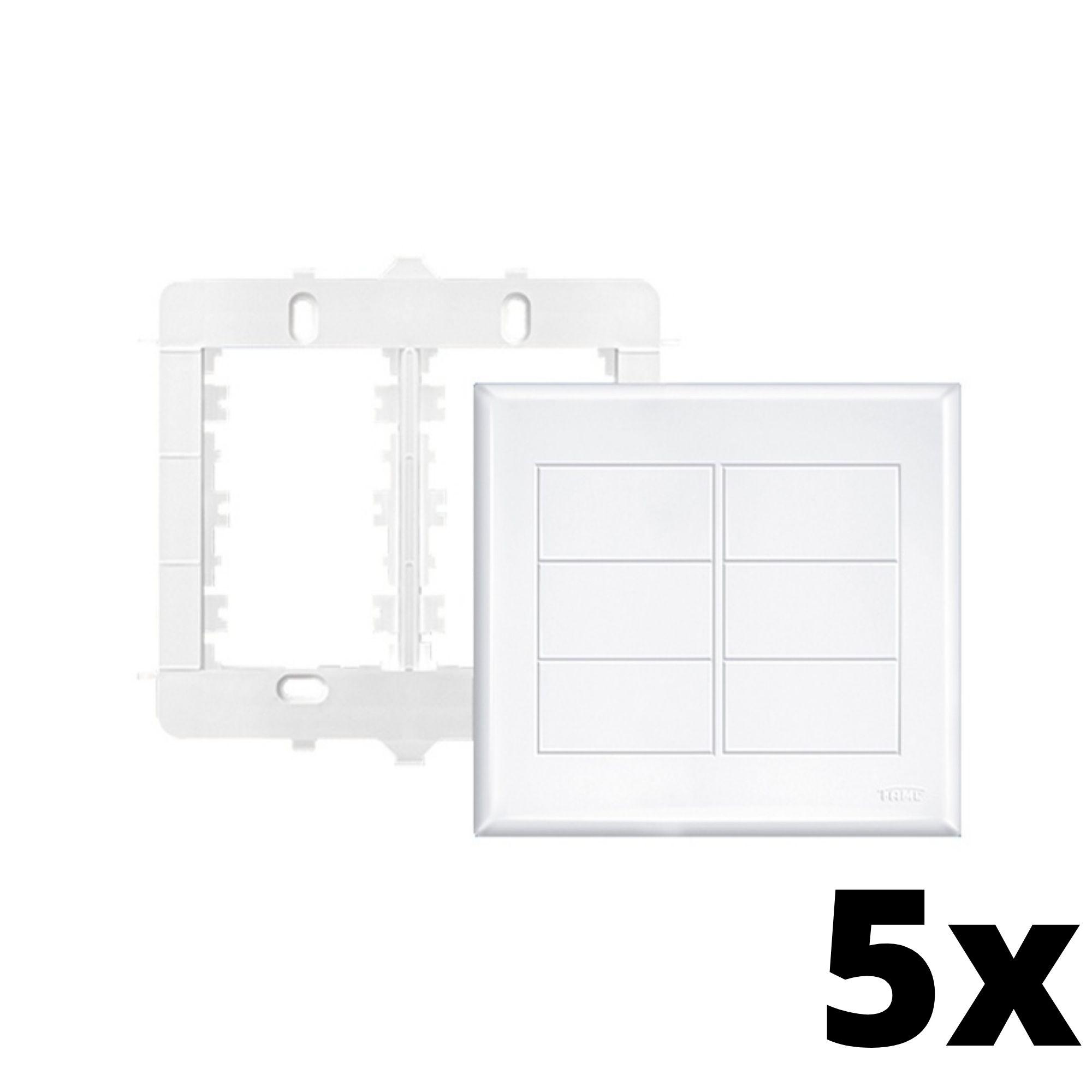 Kit 5 und Evidence Placa 4x4 Cega