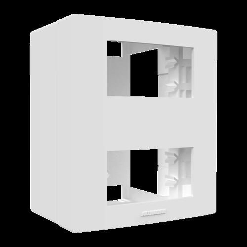 Kit 5 und Inova Pró Caixa Externa Para 2 Módulos