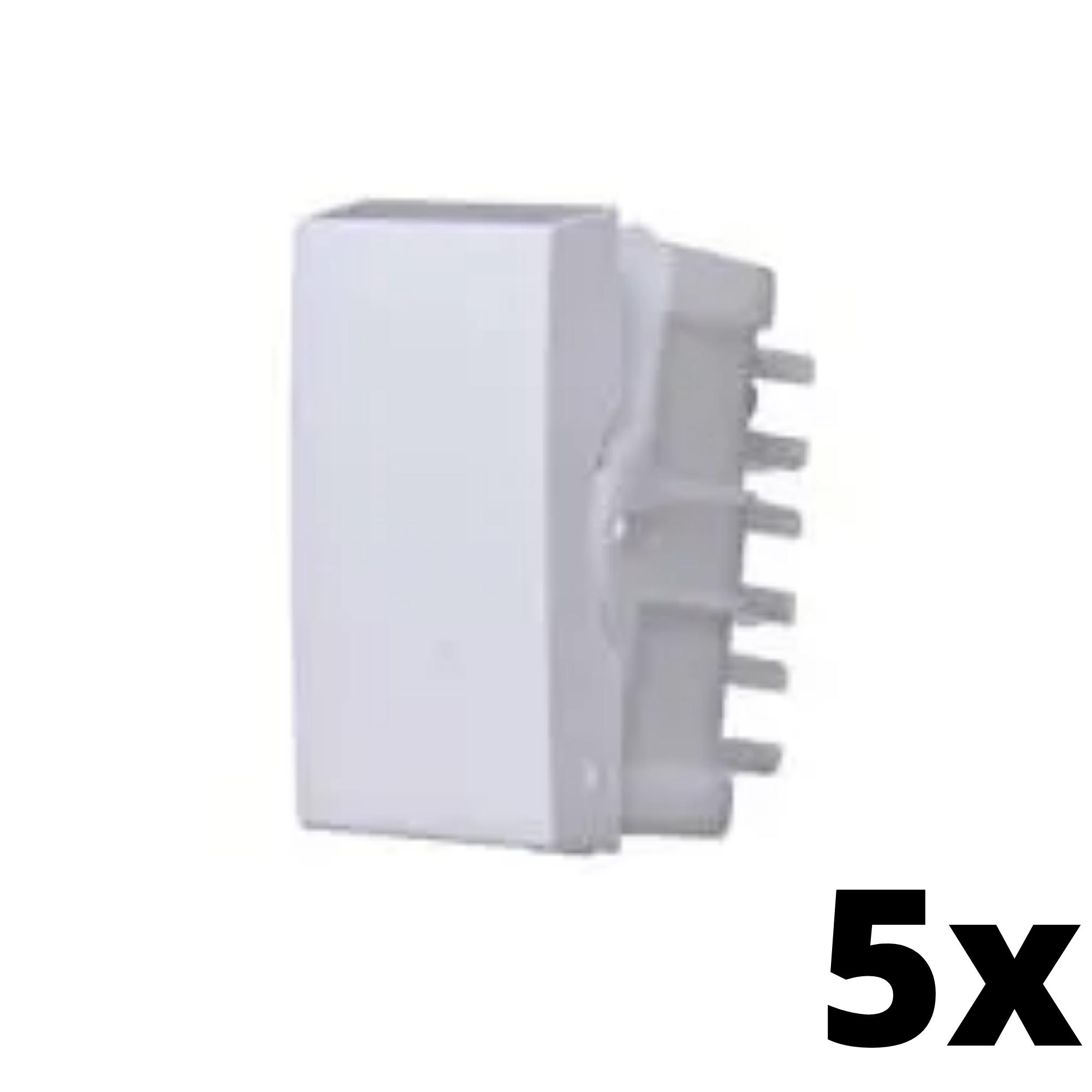 Kit 5 und Siena Módulo Interruptor Simples