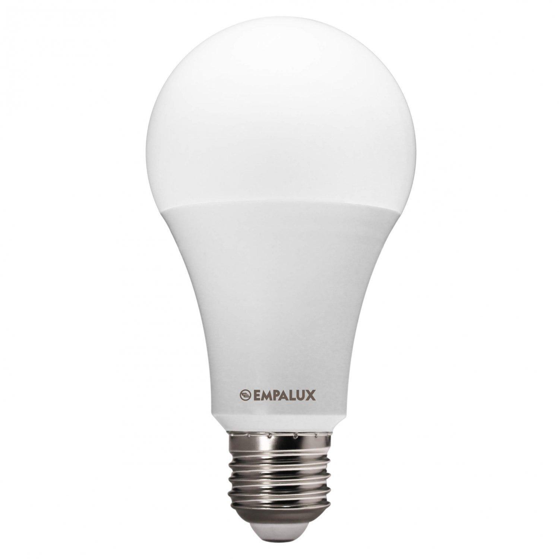 LAMPADA PERA LED 12W 3000K BIVOLT