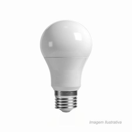 LAMPADA PERA LED 9W 6500K BIVOLT