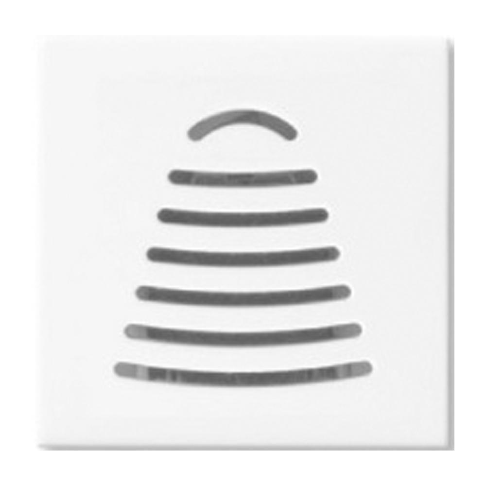 Módulo Campainha Cigarra (Siena) Alumbra