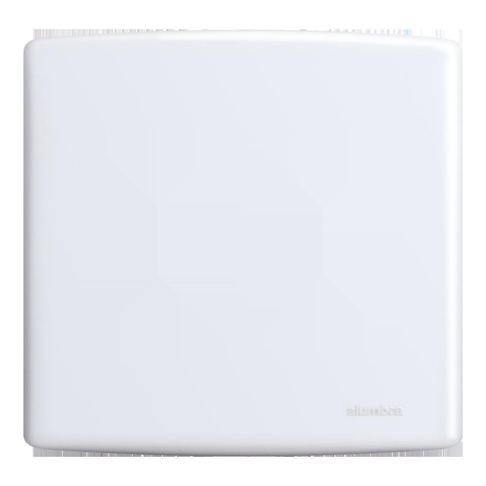 Placa Com Suporte 4x4 3 Seções + 3 Seções (Siena) Alumbra