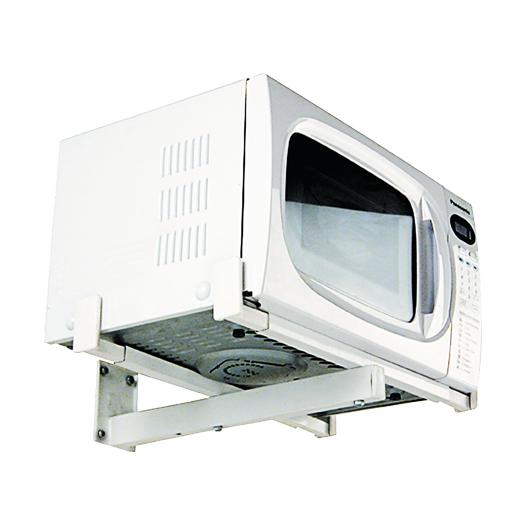 Primetech Suporte Branco para Forninho e Microondas