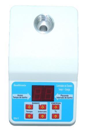 Qualitronix Controlador de Chuveiro