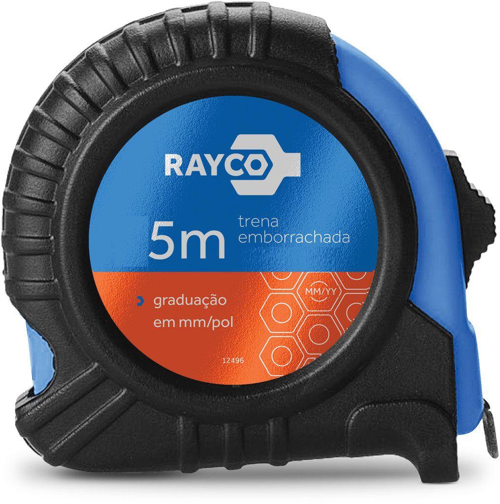 RAYCO TRENA C/5MTS EMBORRACHADA