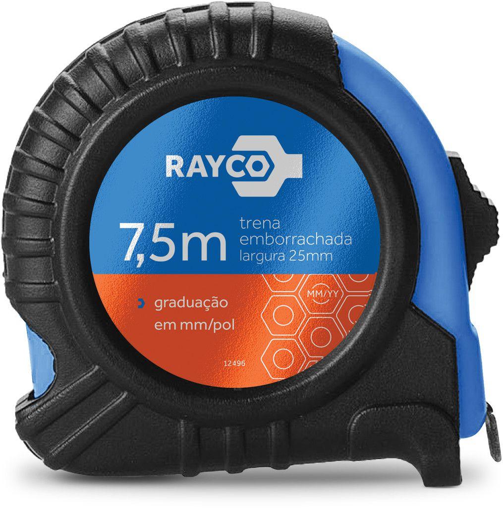 RAYCO TRENA C/7,5 MTS EMBORACHADA