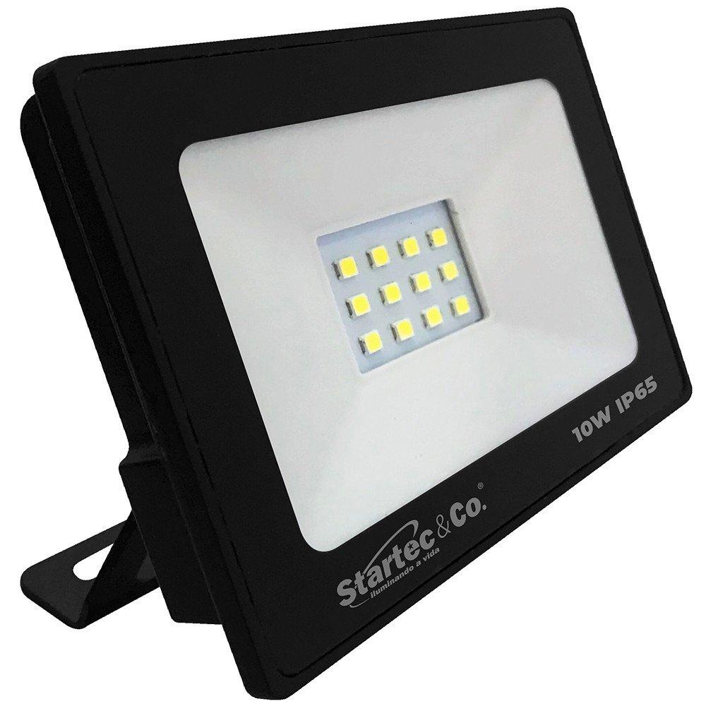 REFLETOR LED 10W VERDE