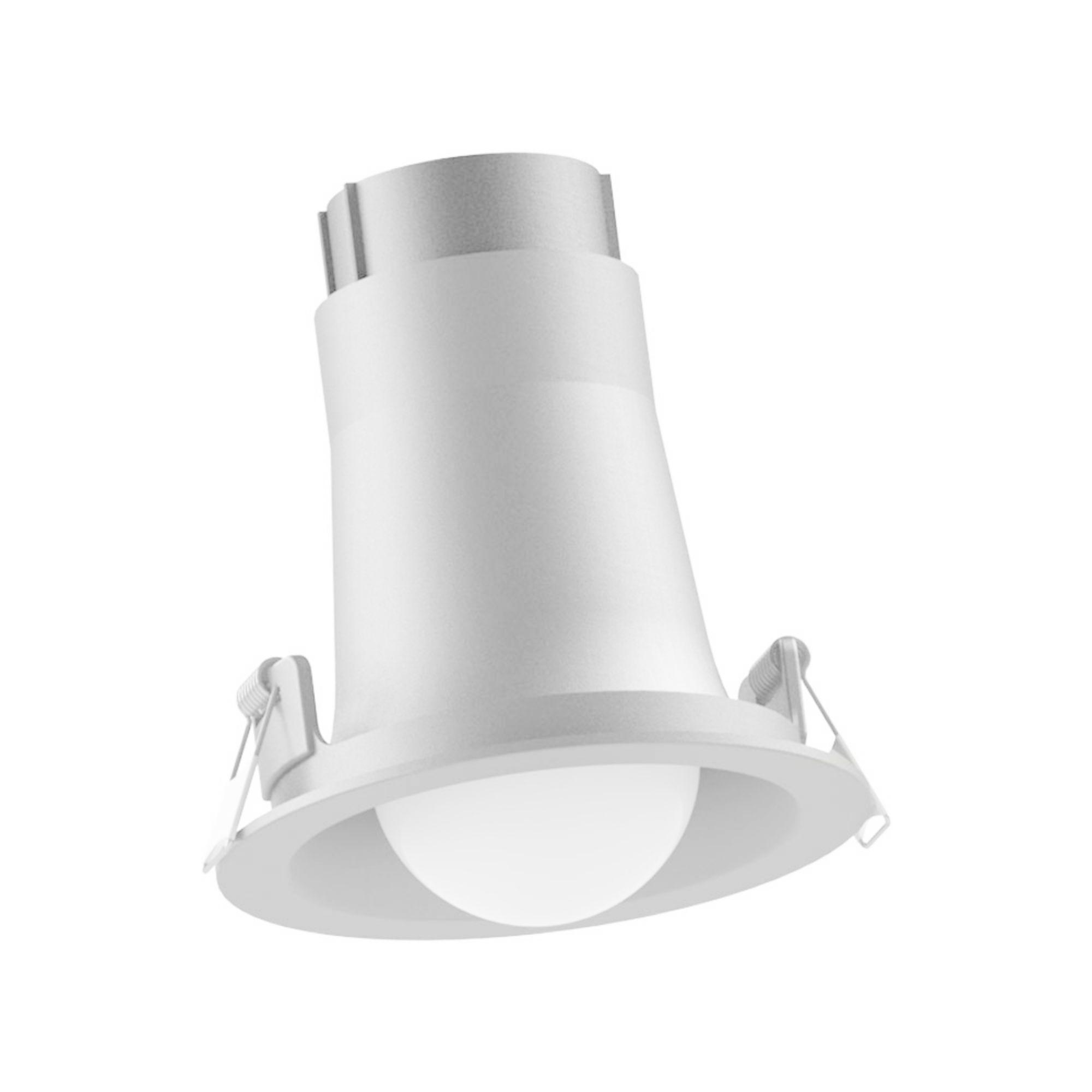 SaveEnergy Spot Branco Embutido Redondo E-27