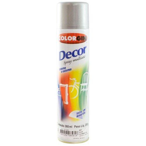 Tinta Spray Alumínio