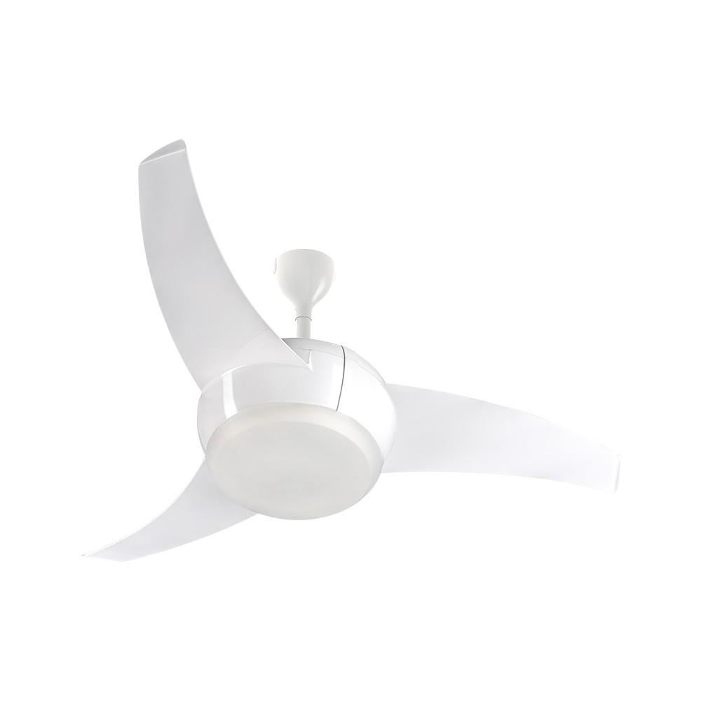 Ventisol Ventilador Vortice Controle e Luminária de Led 127v