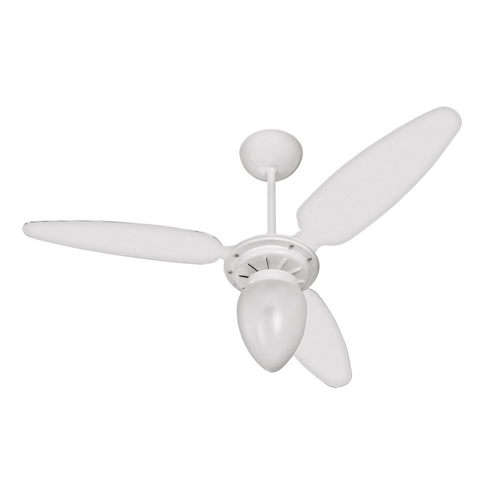 Ventisol Ventilador Wind Light Branco 3 Pás 130w 127v