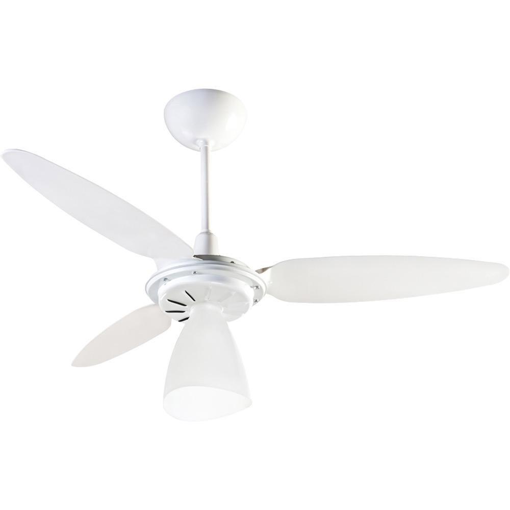Ventisol Ventilador Wind Light Branco 3 Pás 130w 220v