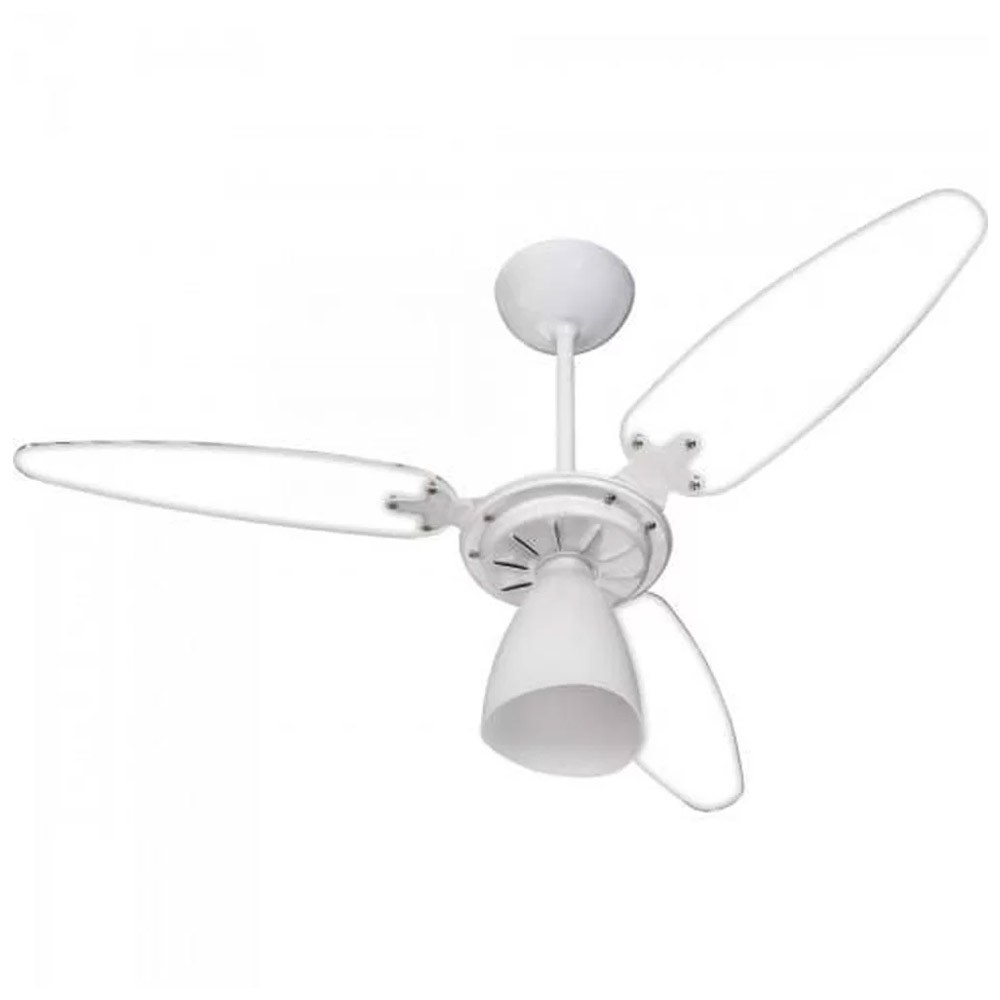 Ventisol Ventilador Wind Light Transparente 3p 130w