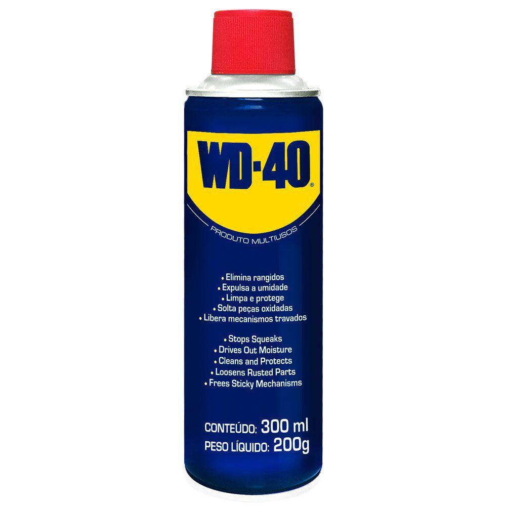 Wd-40 Spray Produto Multiusos