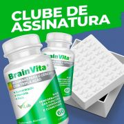 Clube de Assinatura BRAINVITA