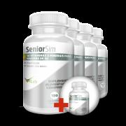 SeniorSim  - 5 frascos - 10 meses de tratamento