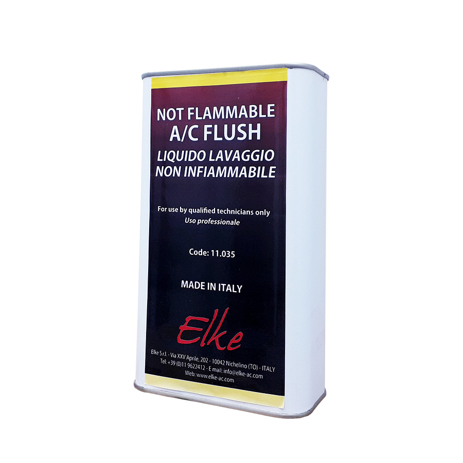 AC FLUSH ELKE 1L<br />Não Inflamável
