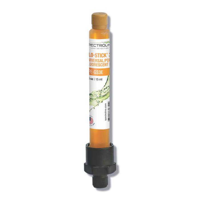 Contraste SPECTROLINE® - Dose Única - GS3E - Até 7,6l óleo ou 11,6kg de fluido