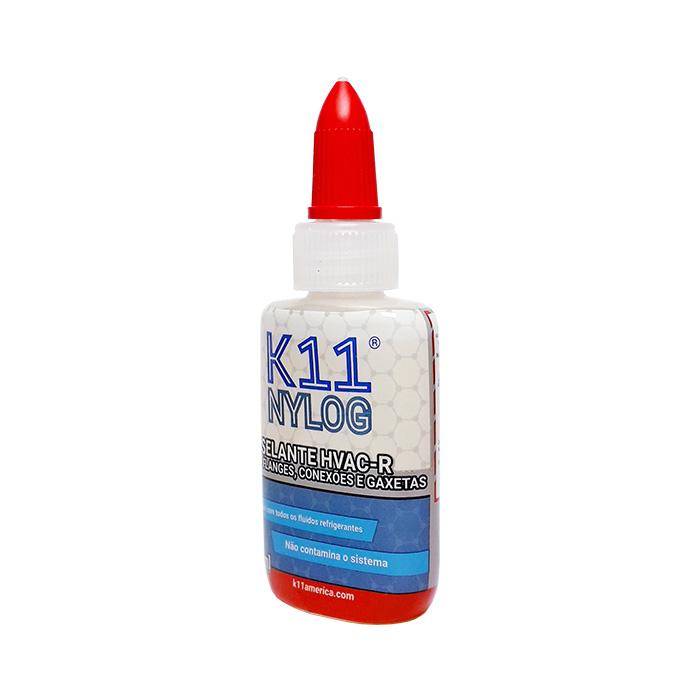 K11 Nylog - Selante para borracha de vedação e rosca