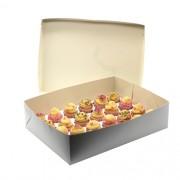 CAIXA PARA TRANSPORTE 24 MINI CUPCAKES 10 UND EMPORIO BOX