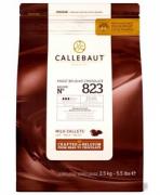 CALLEBAUT CALLETES LEITE 823 (33% CACAU) 2KG