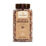 CALLEBAUT MINI CHOCOLATE CRISPEARLS MIX 425G